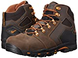 "Danner Men's Vicious 4.5"" Brown/Orange NMT Work"