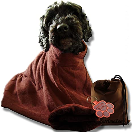 poochonezee® seco rápido perro bolsa – mantener agua, Barro y suciedad fuera de su