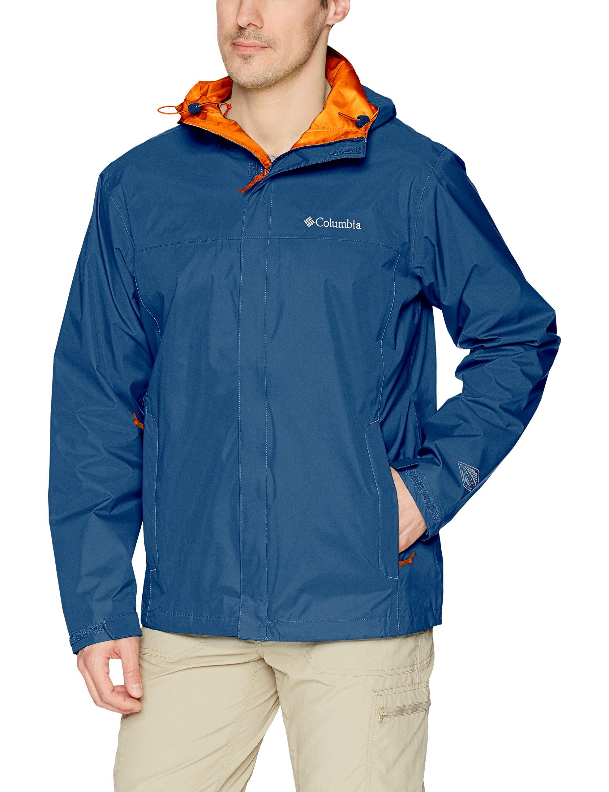 Columbia Men's Watertight II Jacket, Carbon, L