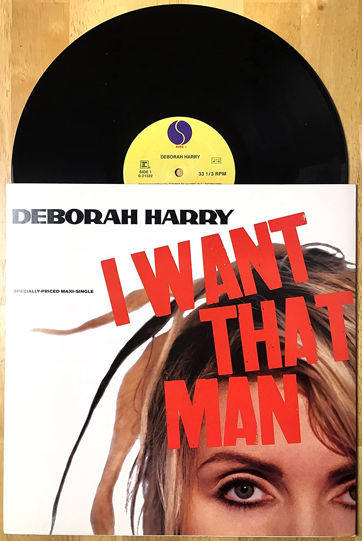 Deborah harry i want that man Single