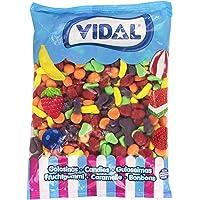 Vidal - Frutitas Light - Caramelo de goma - 1 kg