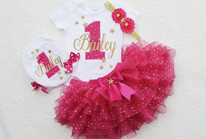 bd1f6b1e6a60 Baby girl first birthday outfit,pink silver 1st birthday outfit,first  birthday outfit,Cake smash outfit girl,princess birthday outfit girl,twinkle  twinkle ...
