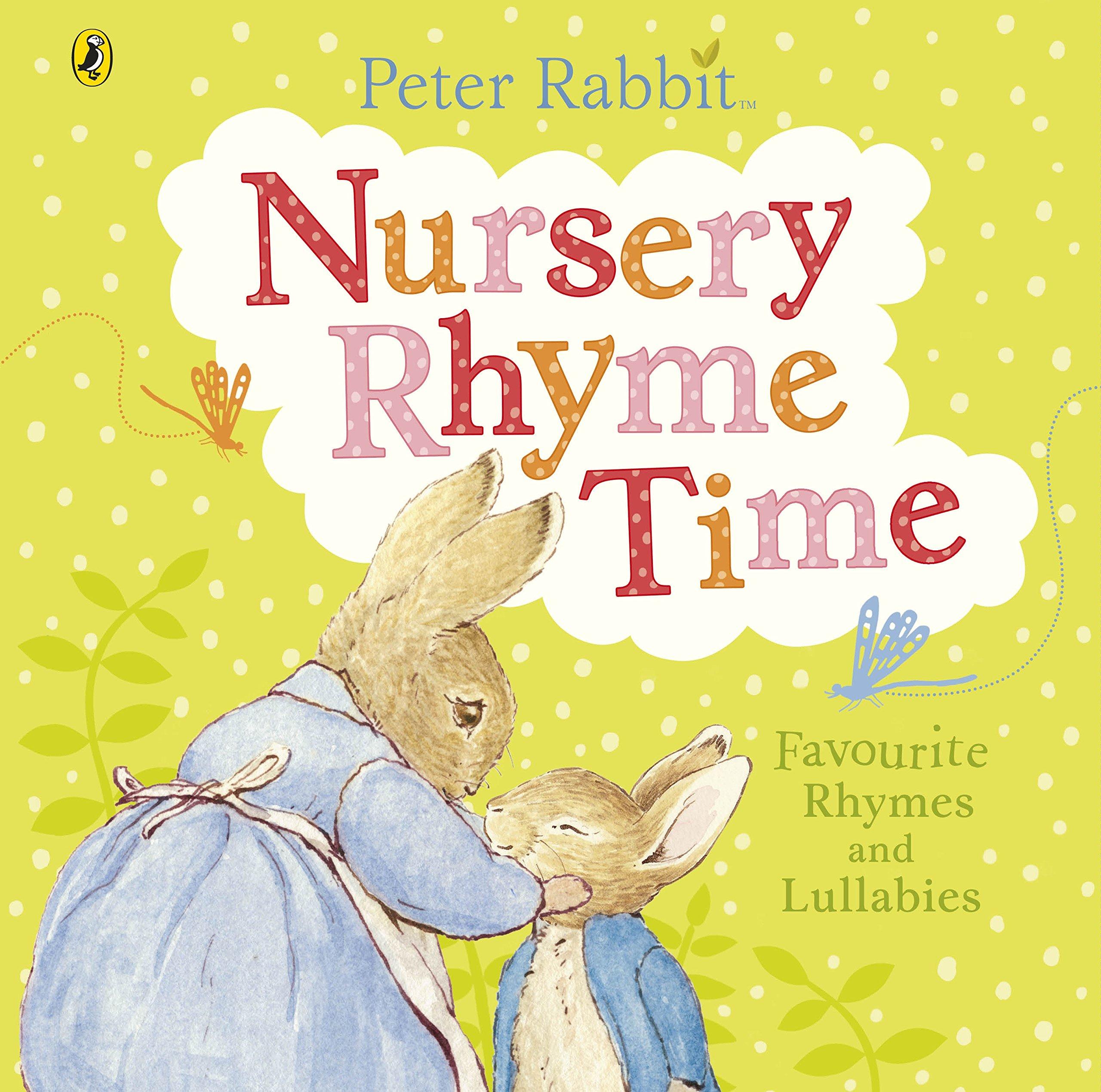 peter rabbit nursery peter rabbit name picture print art peter rabbit nursery rhyme time pr baby books amazoncouk beatrix potter books