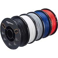 AmazonBasics 5 Spools 1.75mm PETG 3D Printer Filament