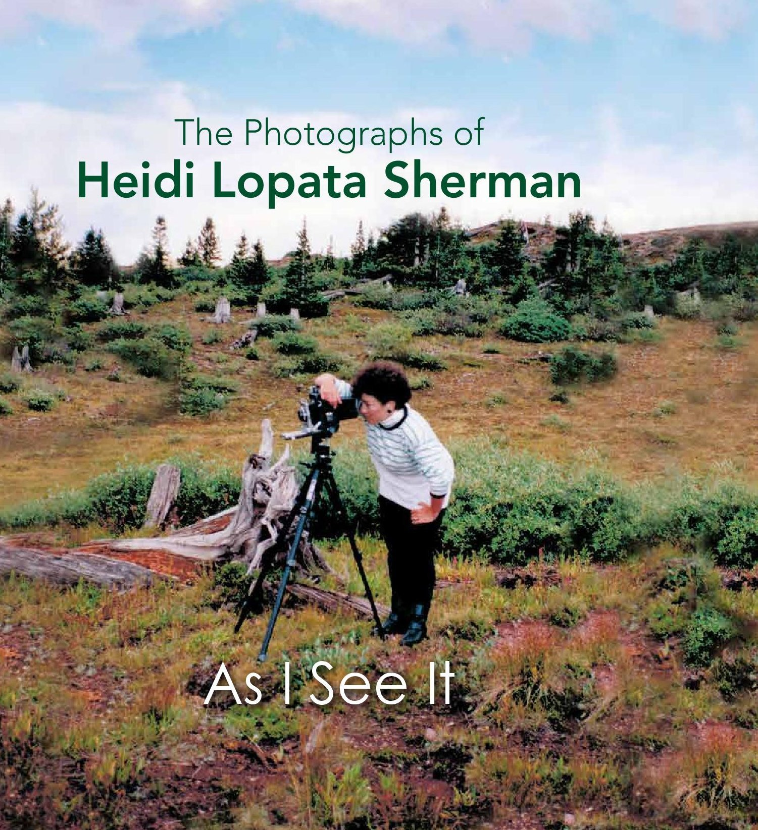 As I See It: The Photographs of Heidi Lopata Sherman PDF