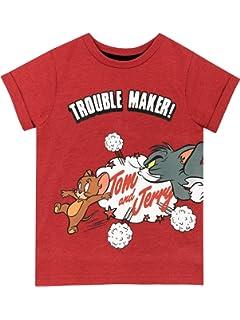 Intimo Boys Vintage Tom and Jerry Pajama Set 019316B