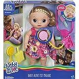 Baby Alive - C09571010 -  Est Malade - Blonde
