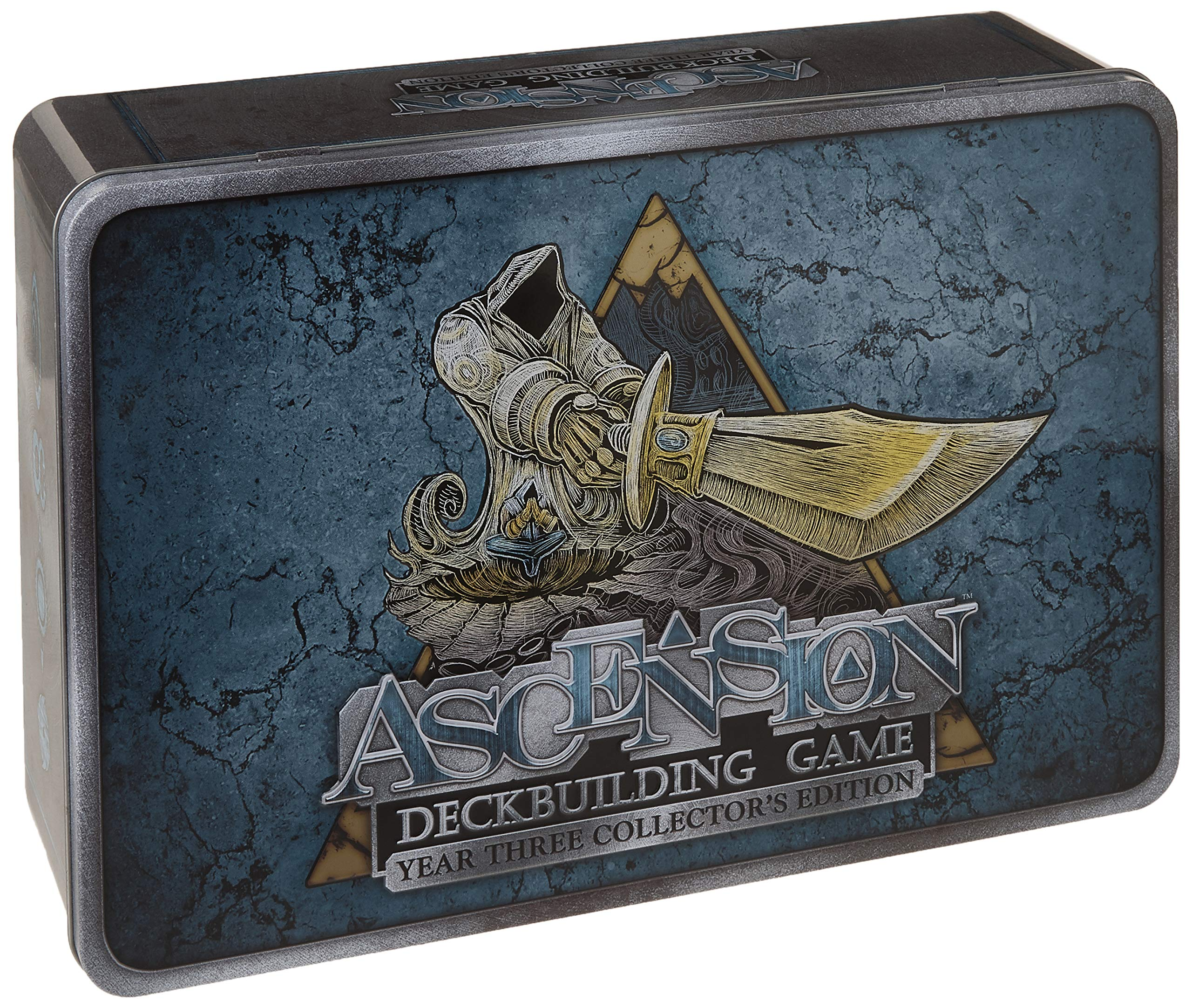 Stoneblade Entertainment Ascension Year Three Collectors Edition Card Game