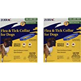 Amazon Com Zodiac Flea And Tick Collar For Large Dogs