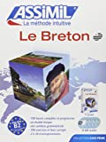 Le Breton ; Livre + CD Audio (x4)