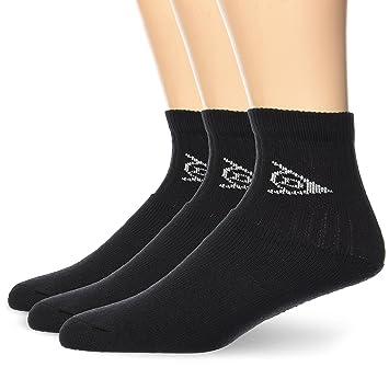 Dunlop 070067 - Calcetines unisex, color negro: Amazon.es: Zapatos y complementos
