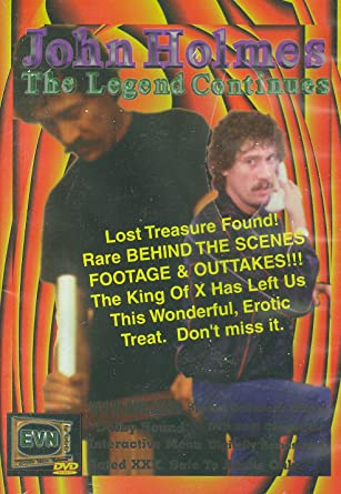 Amazon Com John Holmes The Legend Continues Movies Tv