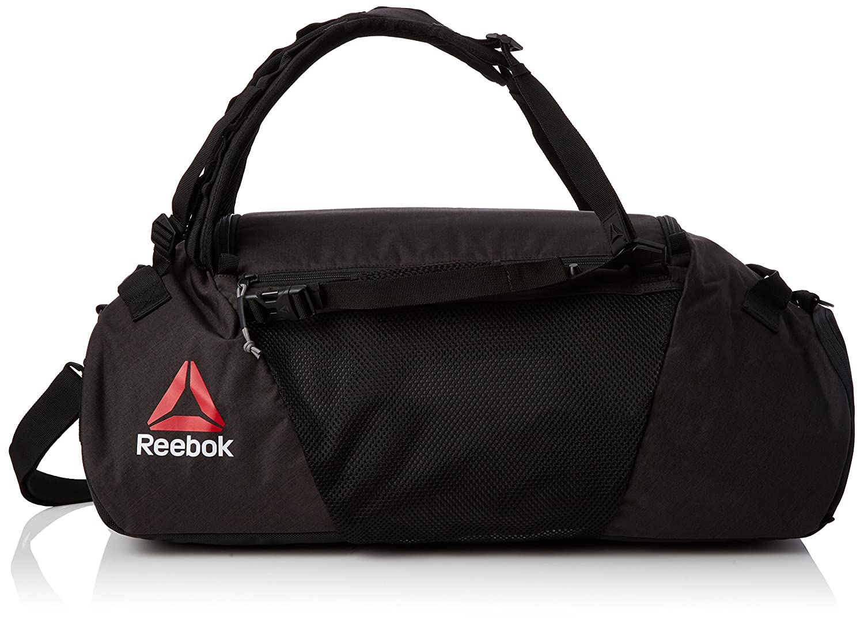Reebok BXF65 Sac de Sport Garçon, Noir, Taille Unique REEQN|#Reebok