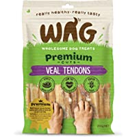 Watch & Grow Food Co Veal Tendons Dog Treat, 200g