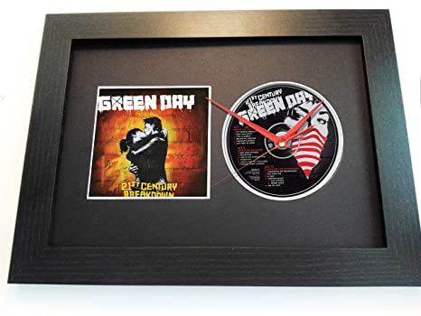 Greenday 21st Century Breakdown - LTD Edition CD Display Interno ...