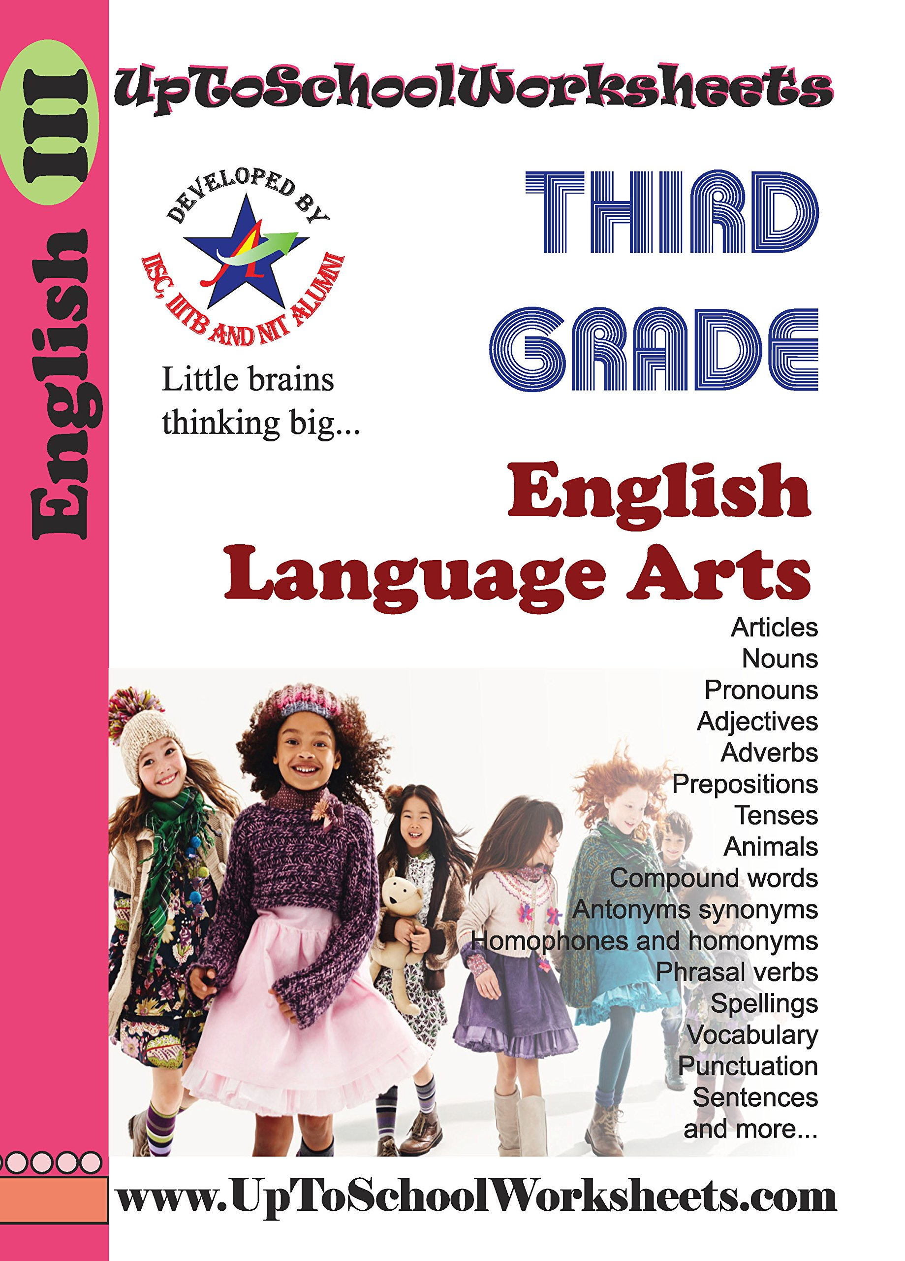 - Amazon.in: Buy Grade 3 English Grammar Language Worksheets-CBSE