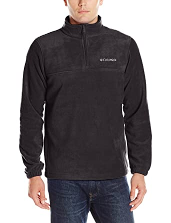Columbia Men's Steens Mountain Fleece Half Zip at Amazon Men's ...