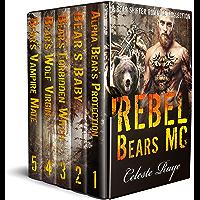 Rebel Bears MC: (A Bear Shifter Romance Collection) (English Edition)