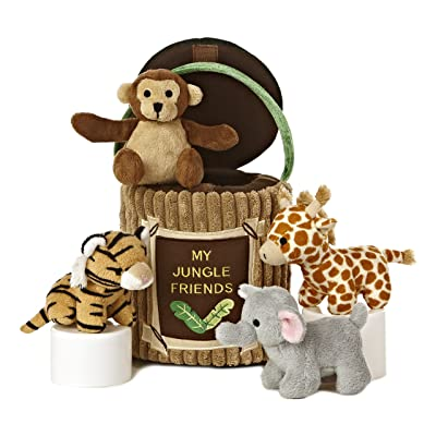 ebba - Baby Talk My Jungle Friends: Toys & Games