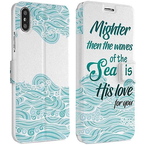 Amazon Com Wonder Wild Mighty Love Iphone Wallet Case X Xs