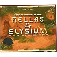 Steve Jackson Games Current Edition Terraforming Mars Hellas & Elysium Board Game
