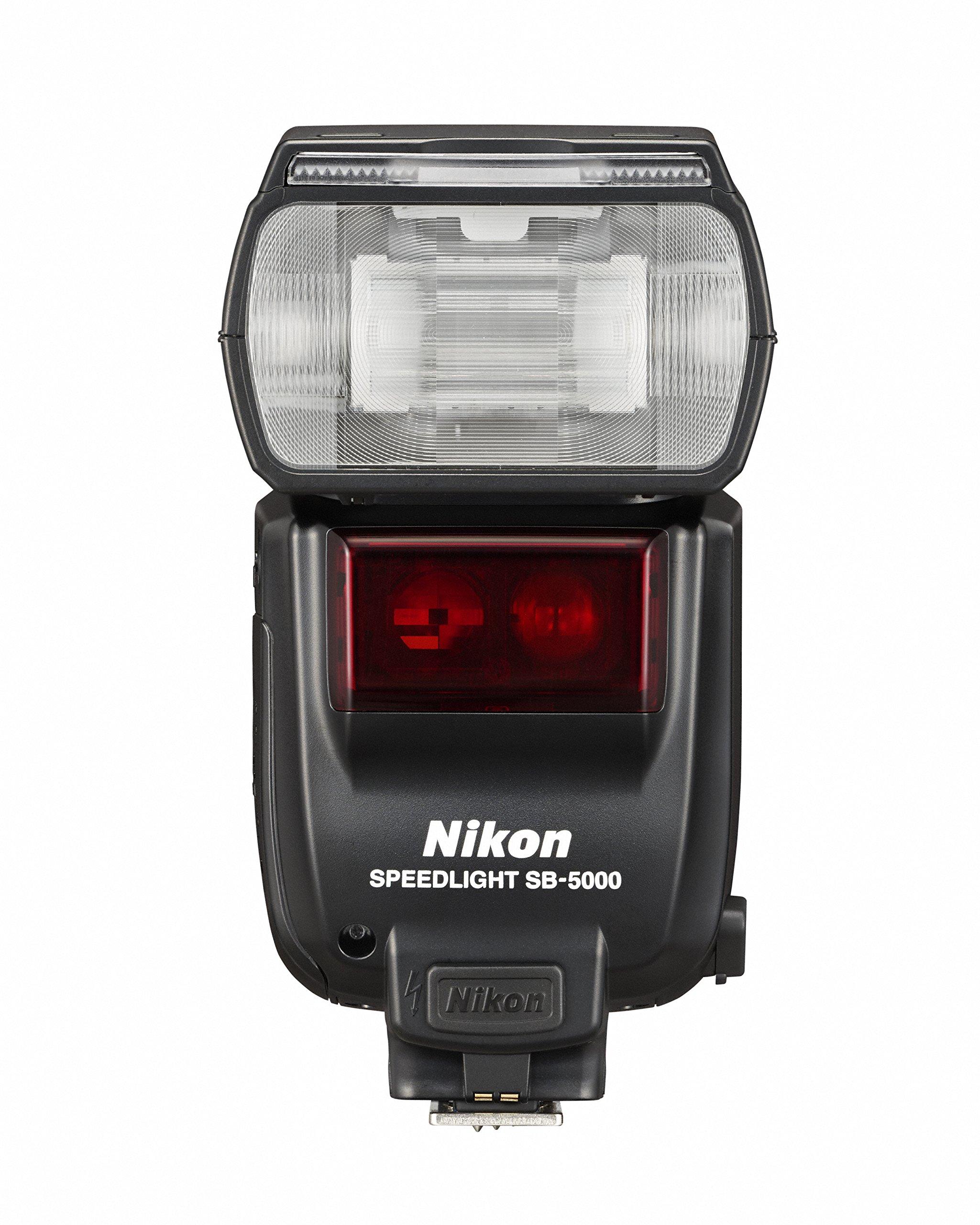 Nikon Flash Speedlight SB-5000--(Japan Import-No Warranty)