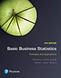 Basic Business Statistics eBook
