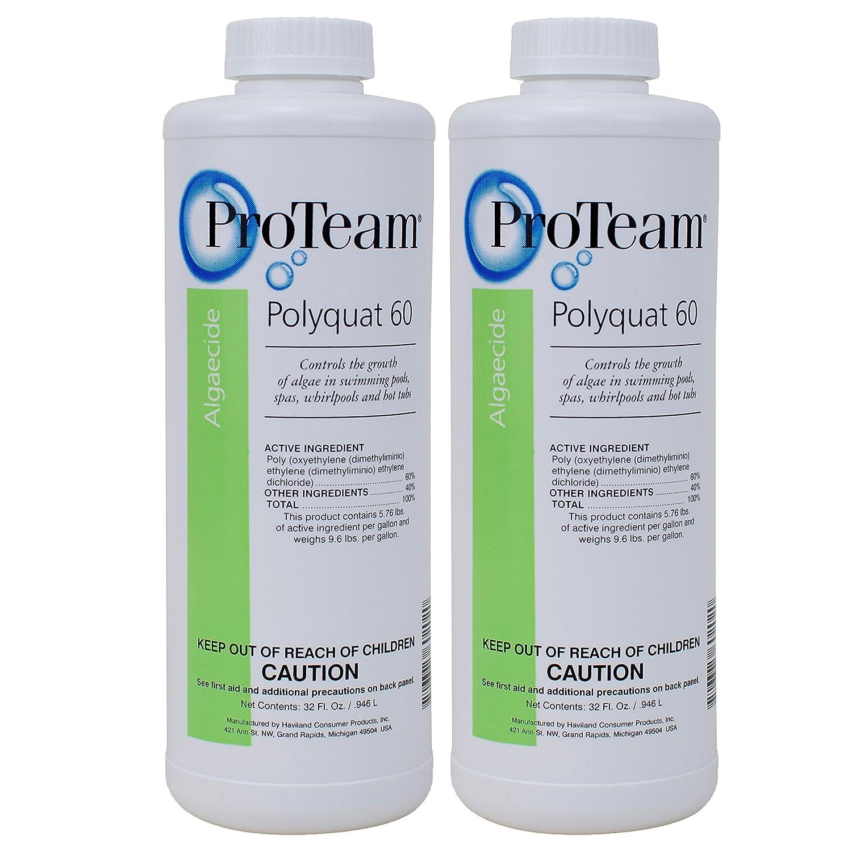 Amazon.com: ProTeam Polyquat 60 (1 qt): Jardín y Exteriores