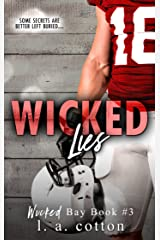 Wicked Lies (Wicked Bay Book 3) Kindle Edition