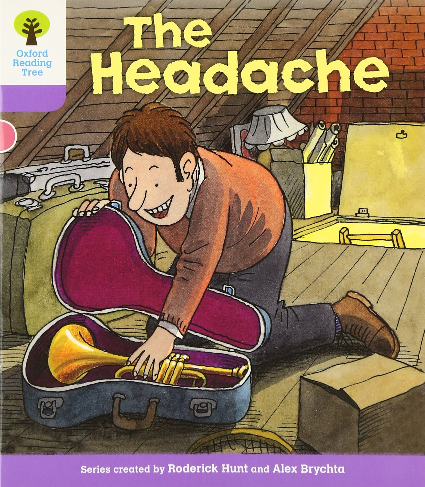 Read Online Oxford Reading Tree: Level 1+: Patterned Stories: Headache PDF