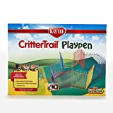 Kaytee CritterTrail Playpen with Mat