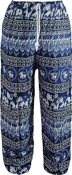 Amazon.com: cccollections salón pantalones muchos de ...