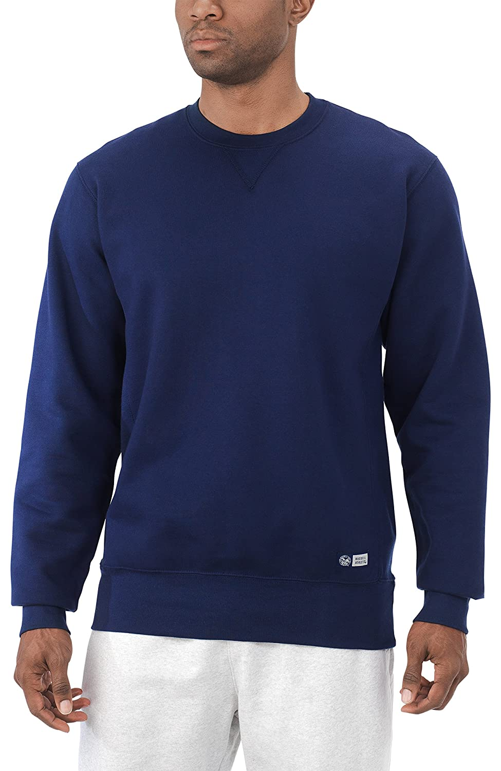 Russell Athletic Mens Pro10 Fleece Crew 10CRJM0