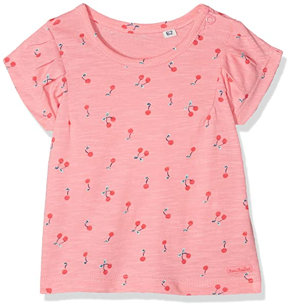 neu kommen an niedrigster Rabatt neuer Stil & Luxus Tom Tailor Baby Girls' T-Shirts 1/2 Strawberry Pink|Rose ...