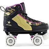Rio Roller Camo Limited Edition Quad Roller Skates
