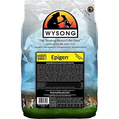 Wysong epigen Canina/Feline seco Dieta - Perro/Gato Food- 5 ...