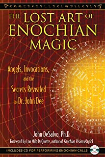 Enochian vision magick an introduction and practical guide to the the lost art of enochian magic angels invocations and the secrets revealed to fandeluxe Choice Image