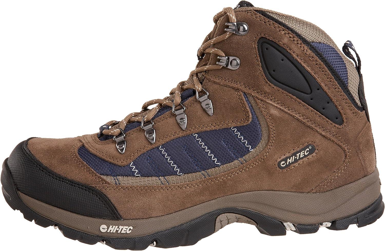 Hi-Tec South Trail WP  Waterproof Scuff Cap Hiking Shoes Black-Grey-Lemon cello