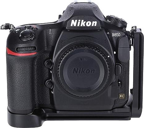 Rollei L Bracket Für Nikon D850 Kompatibler L Mount Aus Kamera
