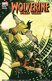 Wolverine: First Class #20 (English Edition)