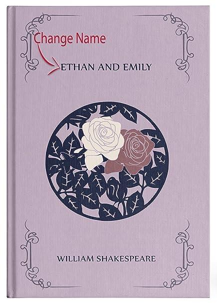 Amazon.com: Personalizado Romance Storybook – Romeo y ...