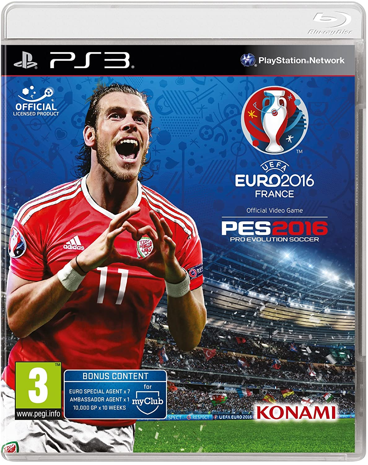 Pro Evolution Soccer 2016 Day 1 Edition (PC DVD): Amazon co