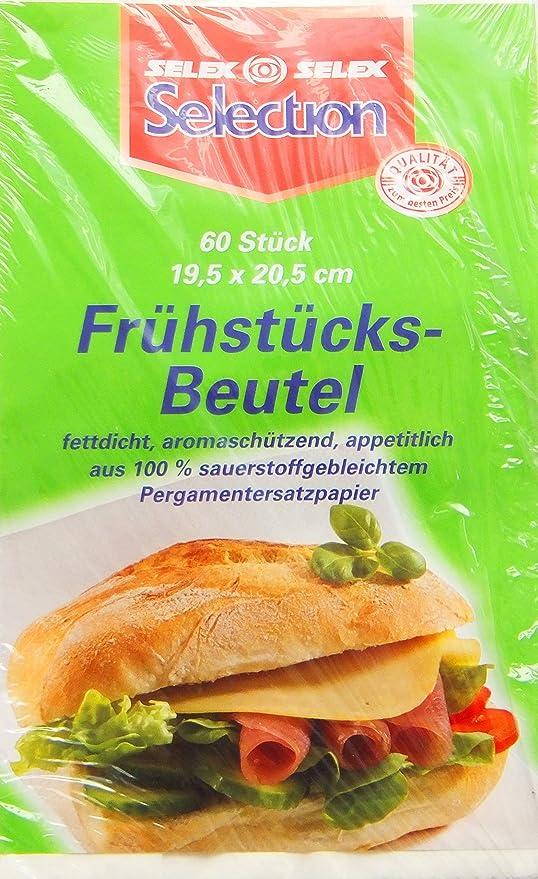 300 pcs de mantequilla de pan de - bolsa para/desayuno en ...