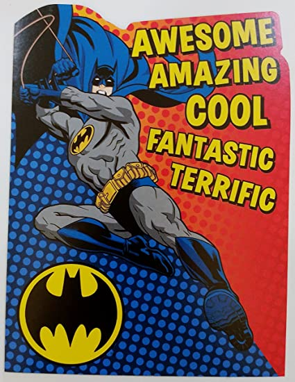Amazon batman happy birthday greeting card for grandson you batman happy birthday greeting card for grandson quotyoure loved m4hsunfo