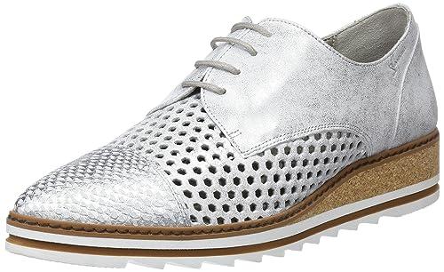 Dorking Yaiza, Mocasines para Mujer, Gris (Gray), 40 EU: Amazon.es: Zapatos y complementos