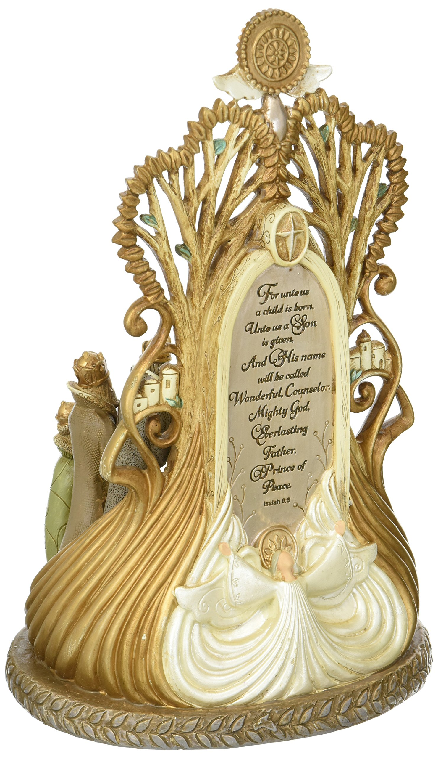 Enesco Legacy of Love From Masterpiece Nativity Figurine 11.42 In by Enesco (Image #2)