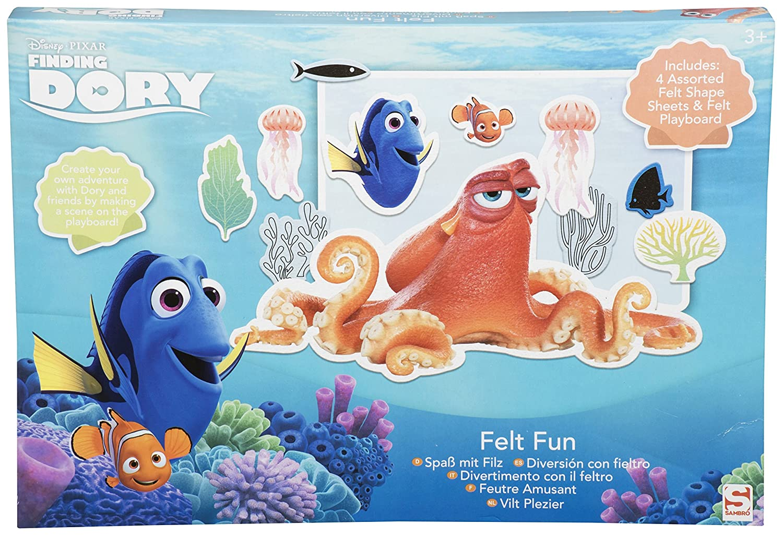 Sambro DDO-2020 Finding Dory Felt Fun Toy