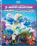 Smurfs 2, the / Smurfs, the (2011) / Smurfs: The Lost Village - Set [Blu-ray]