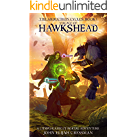 Village of Hawkshead: A GameLit/LitRPG Portal Fantasy Adventure (The Abduction Cycles Book 1)