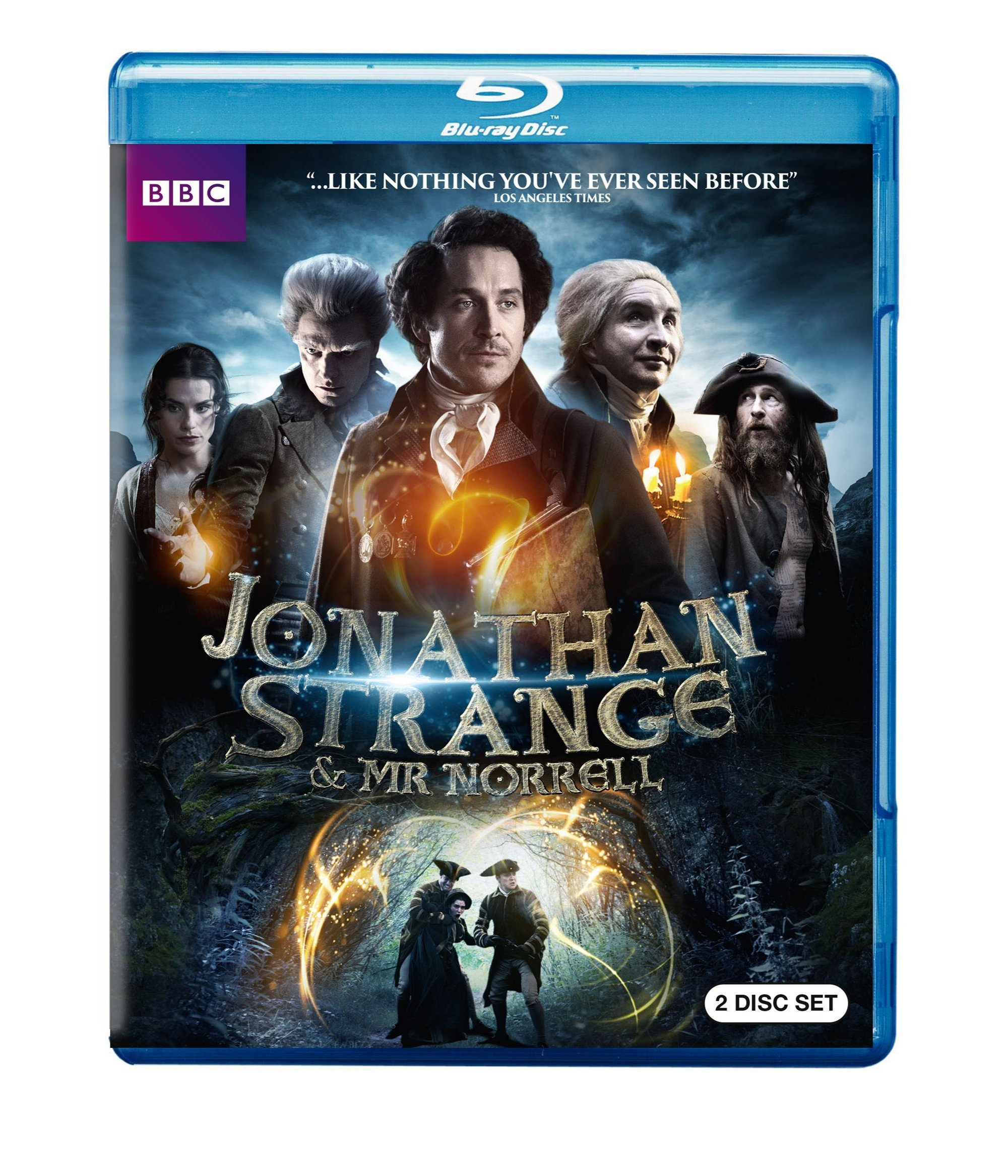Jonathan Strange & Mr. Norrell [Blu-ray]